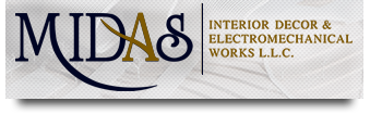 Midas Interior Decor & Electromechanical Works L.L.C. | Dubai - UAE